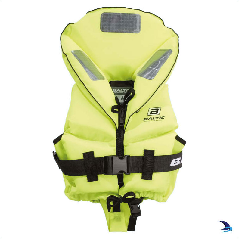 Baltic - Pro Sailor Children's Lifejacket (UV Yellow)